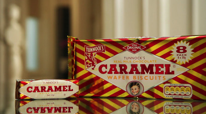 Tunnocks, advert, zutto, glasgow