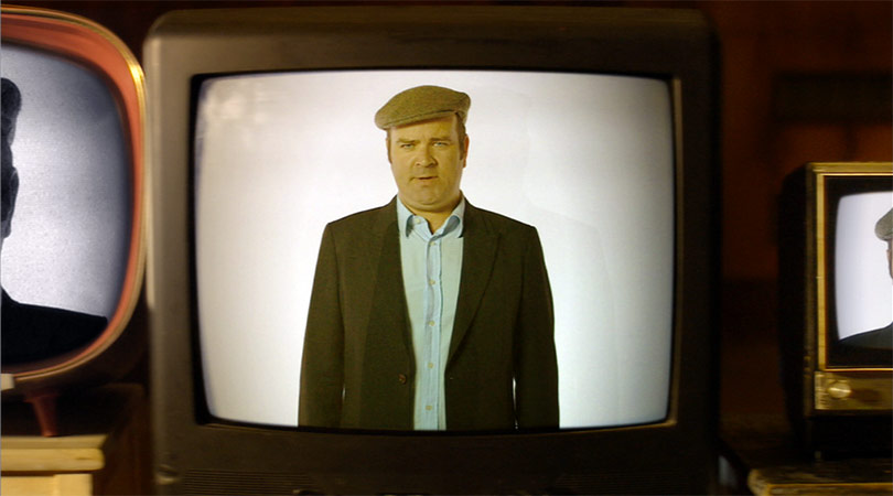 Watching Ourselves: 60 Years of TV in Scotland, Greg Hemphill, Motion Graphics, Scotland