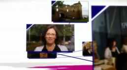 Visit Scotland graphics, motion graphics, glasgow, zutto