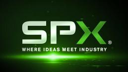 SPX Logo, motion graphics, glasgow