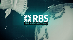 RBS - AML and Sanctions - Motion Graphics, Glasgow